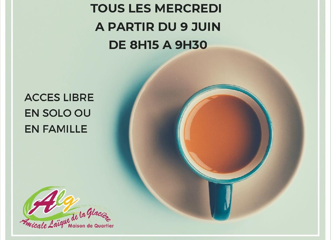You are currently viewing Le temps d'un café revient !