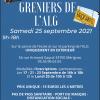 !! URGENT !! NEWS CONCERNANT LE VIDE-GRENIER